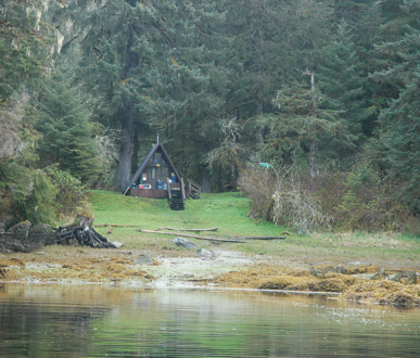 Fly fishing camp for Alaska fishing camps